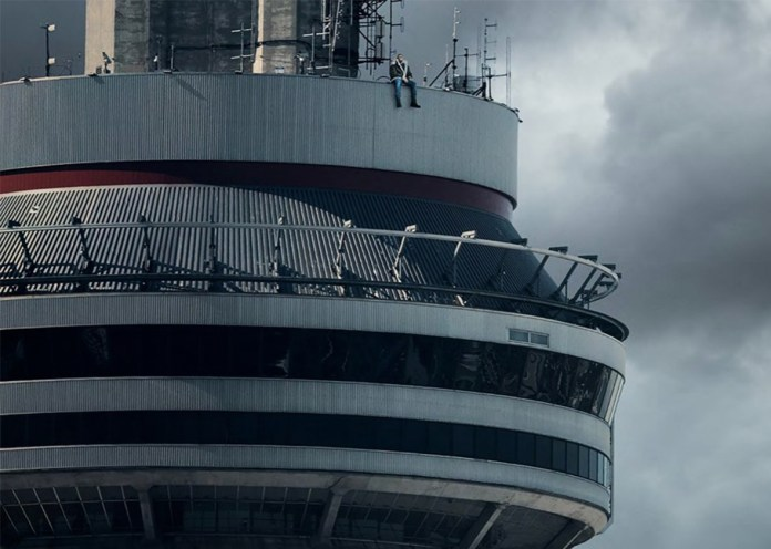 """The album cover for Drake's """"Views."""""""