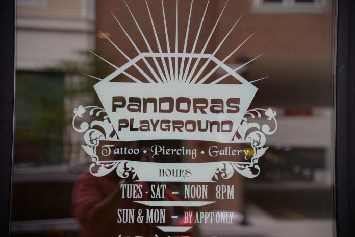 Pandora's Playground, located in Storrs Center