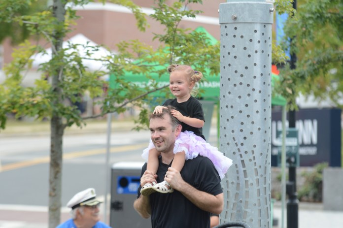 Celebrate Mansfield lasted from noon to 4 p.m. on Sunday, Sept. 18 in Storrs center.(Marissa Aldieri/The Daily Campus)