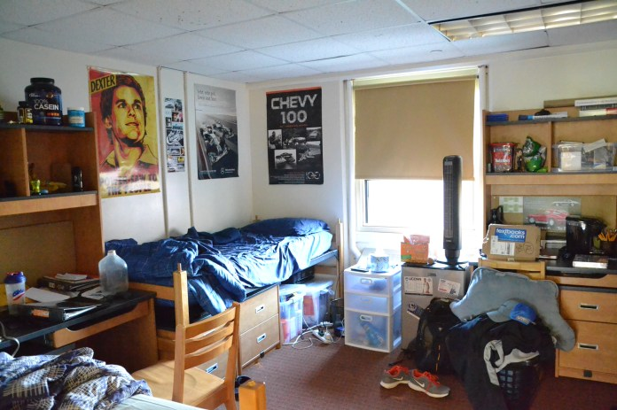 For students who decided to live with people whom they already knew, Roompact is a repetition of what they already talked about. (Olivia Stenger/The Daily Campus)
