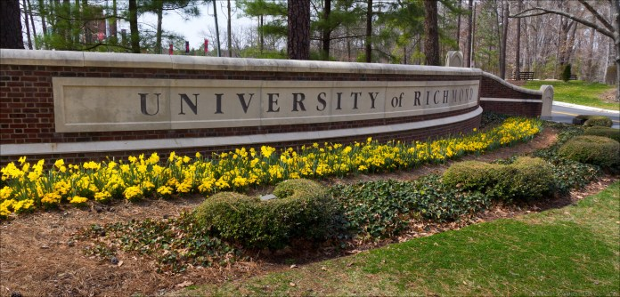 University of Richmond campus. (Oleg Brovko/Flickr)