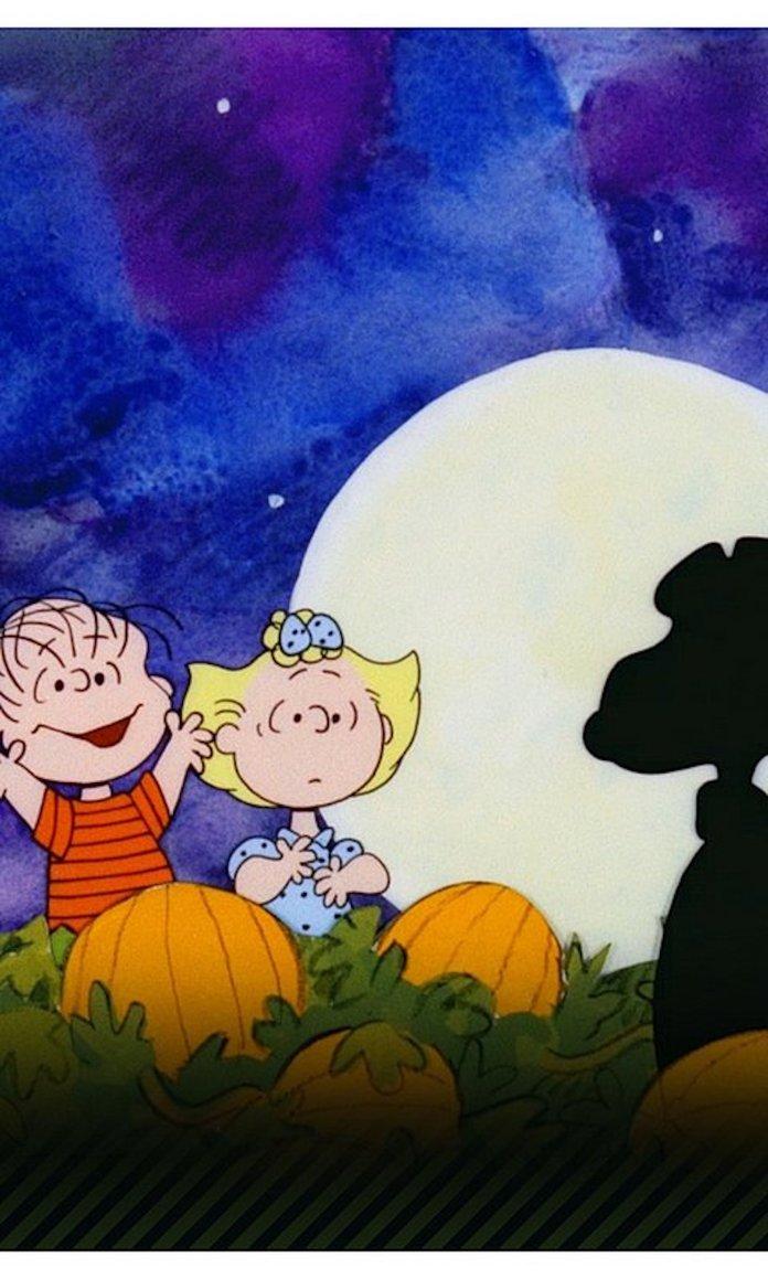 "A scene from ""It's the Great Pumpkin, Charlie Brown."" (Werner Reischel/Flickr Creative Commons)"