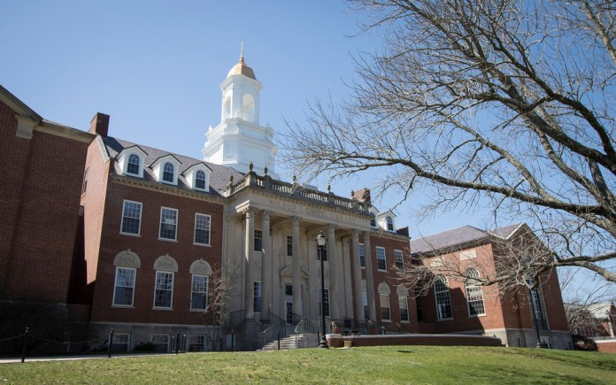 The Wilbur Cross Building on the UConn campus in Storrs, Connecticut is home to the Office of the Registrar, through which students register for majors and minors.(File Photo/The Daily Campus)