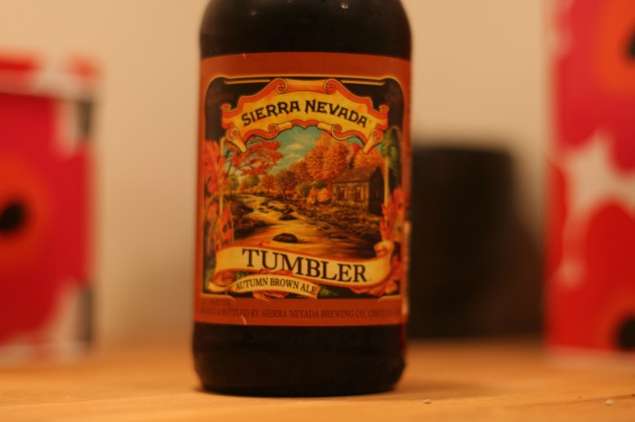 """Sierra Nevada Tumbler brown ale combines strong hints of roasted malts and crisp hops for a """"not too sweet, not too sour"""" flavor, writes Dan Wood in his review of the beer. (Christer Edvartsen/Flickr Creative Commons)"""