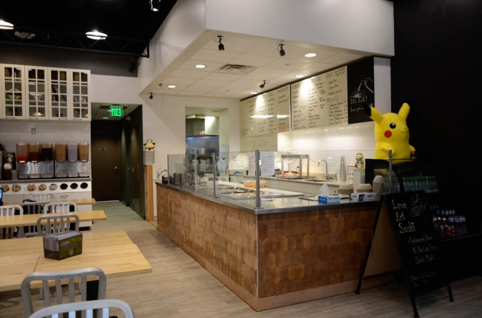 Popular sushi and tea shop, H.A. Cafe has gone through a re-branding and has emerged as Love Art Sushi. The cafe's official grand opening will take place sometime in late October. (Charlotte Lao/The Daily Campus)