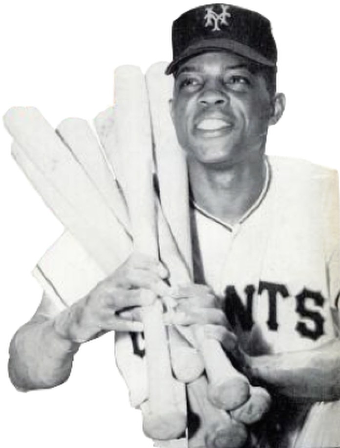 In his 1965 MVP season, Mays hit career high 52 home runs including the 500th of his career.(Courtesy/Wikimedia, Creative Commons)