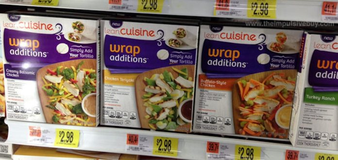 Lean Cuisine dinners being sold in food stores. Although not ideal, they can be a helpful alternative to cooking thorough meals when busy. (Courtesy/Flickr Creative Commons)