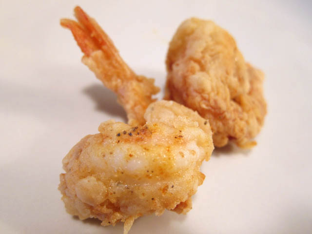 Rusty Beer Battered Fried Shrimp (Jason Lam/  Flickr , Creative Commons)