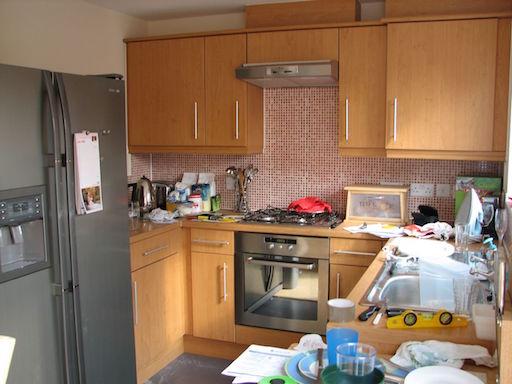 """In this week's edition of """"Cooking with Claire"""" she dives into the other side of cooking...cleaning. (Dan Clifton-Climas/ Flickr , Creative Commons)"""