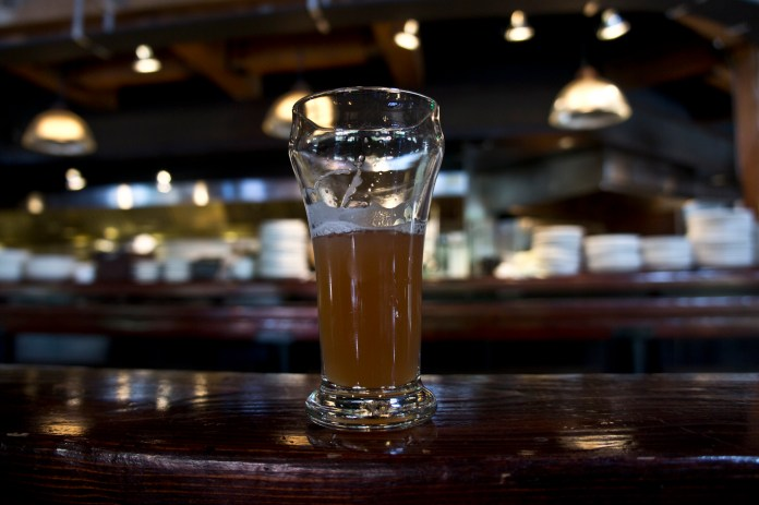 """Tree House brewing company is located in Monson, Massachusetts, a short drive from UConn's campus. Tapping the Keg's columnist sampled the brewing company's """"Bright"""" IPA this week. (Ruocaled/Creative Commons)"""