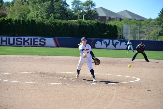 UConn begins conference play at home this weekend against USF. (Amar Batra/The Daily Campus)