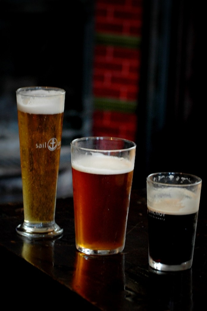 With national Craft Beer Week and the summer approaching, here's a rundown of the history of the drink so many people love, beer.(Dilettantiquity/Creative Commons Flickr)