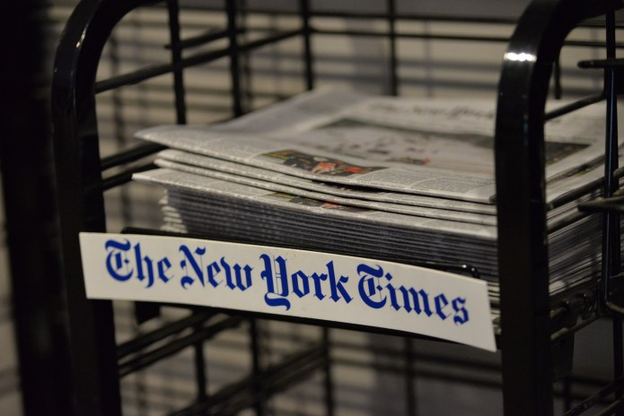 Paying for a subscription allows news organizations to stay afloat, pay the staff and more importantly create good, honest content. (Amar Batra/The Daily Campus)