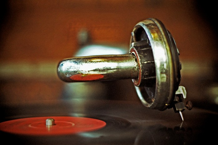This week's music roundup includes hip/hop, synthesizers, and legends of the past. (Andy Baxley/Creative Commons)