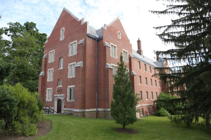 The report, which collected assaults reported to both the UConn Police Department and the Office of Diversity and Equity, housed in the building seen above, listed UConn, tied with Brown University, as having the most sexual assaults of any college campuses in 2014. (File Photo/The Daily Campus)