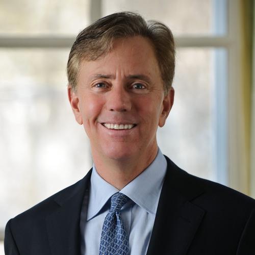 Professor Ned Lamont (Courtesy/UConn Thomas J. Dodd Research Center)