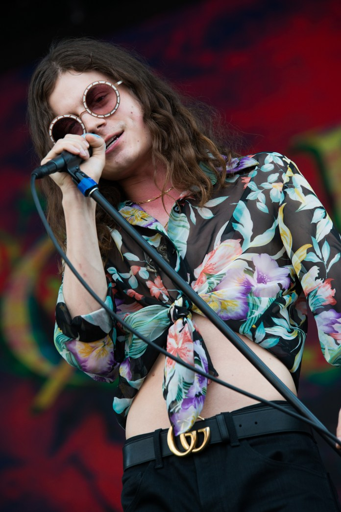 Børns performing at day two of Boston Calling, May 2016. (digboston/Flickr Creative Commons)