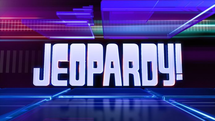 Jeopardy is a highly-rated television show that quizzes contestants on a variety of trivia. It is currently on its 34th season on air and has 23 million viewers per week. (Courtesy/Twitter)
