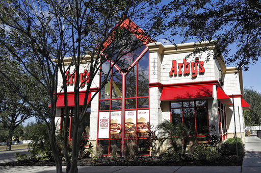 """Fast food places like Arby's, McDonalds, etc. are filling up towns creating """"food swamps"""". (AP Photo/Chris O'Meara)"""