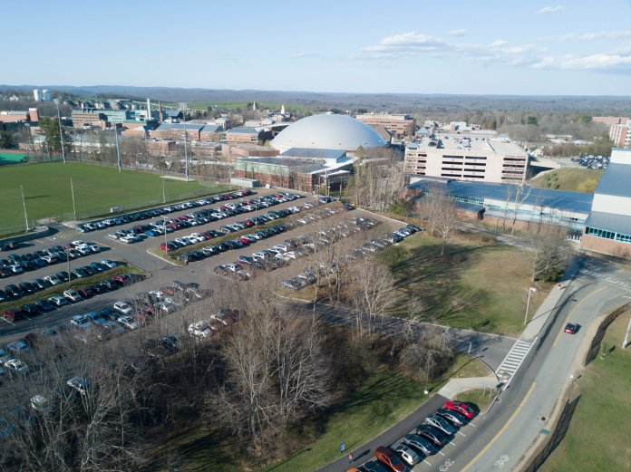 The UConn Innovation Quest is a hybrid of a competition, scholarship and educational program aimed at UConn undergraduates. It involves applying with a business idea for the possibility of  winning prizes  of five, 10 or 15 thousand dollars. (Tyler Benton/The Daily Campus)