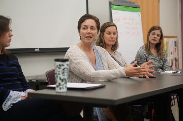 The Walden Behavioral Care is having a panel about eating disorders in the Women's center. (Patricia Jerzak/The Daily Campus)