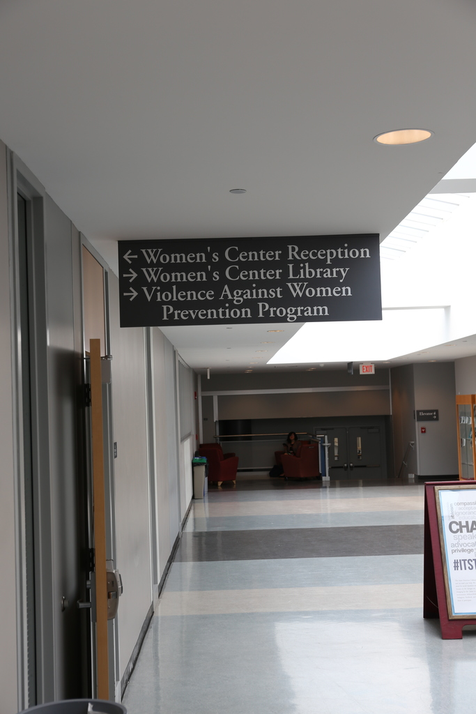 To raise awareness and advocate for victims of sexual violence, the Women's Center's VAWPP is hosting Catcalls of UConn from March 19 to April 10, a social media and chalking project to raise awareness of the pervasiveness of catcalling, according to Lauren Donais, VAWPP Program Coordinator. (File/The Daily Campus)