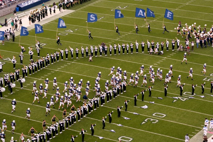 The Big East finally sponsored football in 1990, and Penn State would have certainly given the young conference a huge boost as a charter member, having won the national title in the sport twice in the 1980s. ( Caitlin Regan /Flickr Creative Commons)