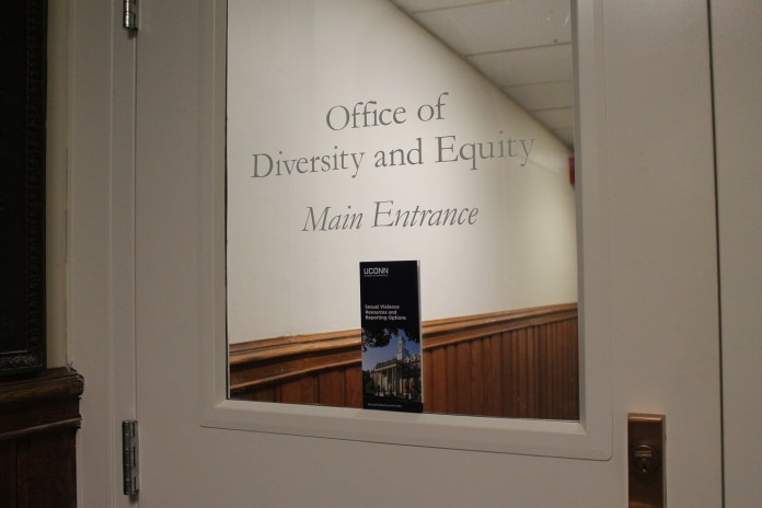 According to a report from UConn's Office of Institutional Equity, a professor was accused of targeting a female Muslim student for religious practices. (File photo/The Daily Campus)