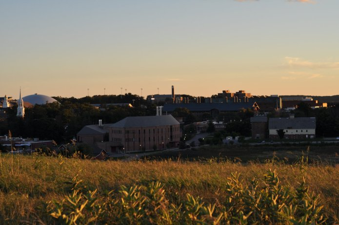 Welcome to UConn! (File photo/The Daily Campus)