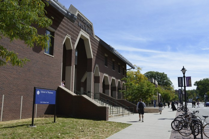 Ram D. Gopal, the School of Business' OPIM department head and professor, was accused by UConn of violating the school's travel policies (File Photo/The Daily Campus)