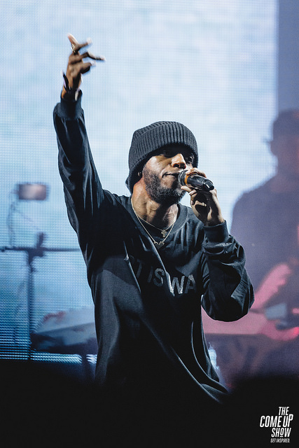 """6lack releases album """"East Atlanta Love Letter"""". (The Come Up Show/Flickr Creative Commons)"""