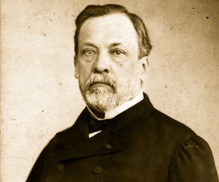 Louis Pasteur, Spontaneous Generation, and Germ Theory. Image by Wikimedia Commons.