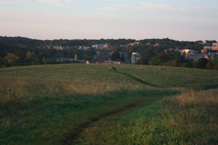 Horsebarn Hill (Photo by judah shingleton/The Daily Campus)