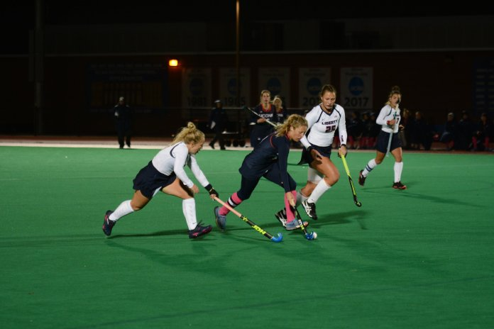 The Huskies finished off the regular season with two wins. The Big East Tournament will begin Nov. 2. Photo by Judah Shingleton, Staff Photographer/The Daily Campus