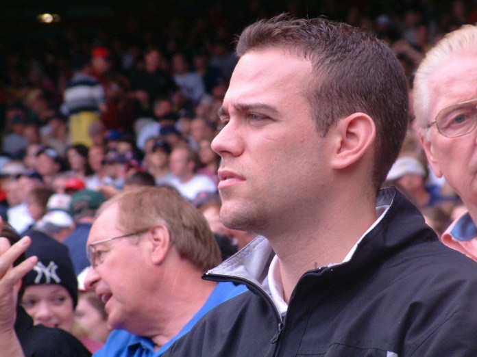 Former Red Sox General Manager Theo Epstein has played a pivotal role in Boston's success, even during their latest World Series. Photo courtesy of Flickr/ Creative Commons