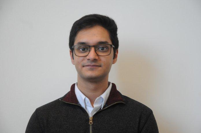 Nandan Tumu won the undergraduate student trustee on the University of Connecticut Board of Trustees. (Nicole Jain/The Daily Campus)