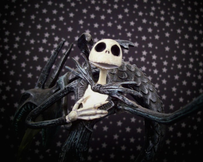 """""""The Nightmare Before Christmas"""" will air Dec. 2 at 4:40p.m. (Charles Rodstrom/Flickr Creative Commons)"""