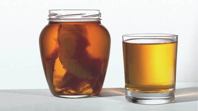 8 Evidence-Based Health Benefits of Kombucha Tea. Written by Joe Leech, MS on August 29, 2018.