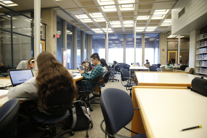 UConn does not plan on eliminating finals week, Reitz said. (File/The Daily Campus)