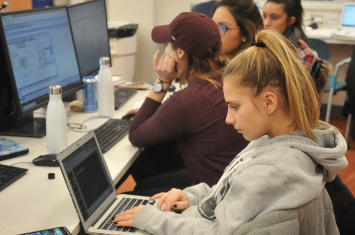 Finals Week is a stressful time for us all. Here are some tips to help you stay sane. (Hanaisha Lewis/ The Daily Campus)