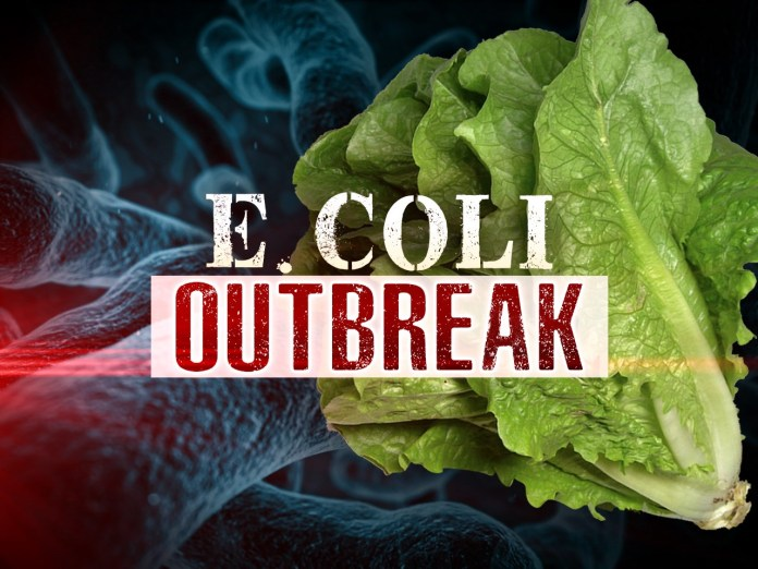 CDC SAYS ROMAINE LETTUCE LIKELY SOURCE OF E. COLI OUTBREAK. By WDEFAdminApril 14, 2018.  MGN