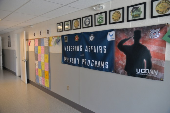 This internship, dubbed the Veterans History Project, will kick off Monday, March 4, from 8 a.m. to 2:30 p.m. at Werth Tower Room 112. (File/The Daily Campus)