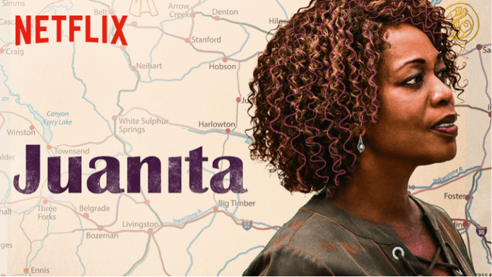 """On March 8, Netflix released its latest drama, """"Juanita,"""" based on Sheila Williams' novel """"Dancing on the Edge of the Roof,"""" starring four-time Emmy Award-winning actress Alfre Woodard. Woodard plays the main protagonist, Juanita, a single mother with an active imagination and a desire for adventure. (Photo provided by writer)"""