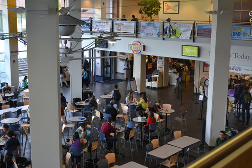 Dining services will be adding a new spot to the Union. (File photo/The Daily Campus)