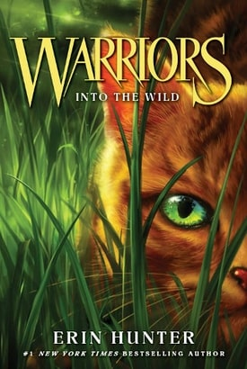 """""""The Warrior Cats"""" series by Erin Hunter. (Photo via  www.tvtropes.org )"""