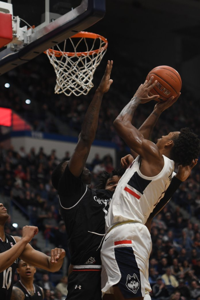 Three straight losing seasons is never a good thing, especially for a program that won two national championships this decade. But this season felt noticeably different from the last two. (Judah Shingleton/The Daily Campus)