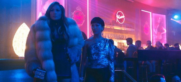 Hustlers tells the story of the drama and business of a strip club.    Photo courtesy of STXFilms via AP. Thumbnail by Barbara Nitke/AP