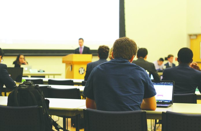 USG held their semesterly Senate election last week and released the results Sunday. Only 1,031 students voted in the election.  Photo by Matt Pickett/The Daily Campus