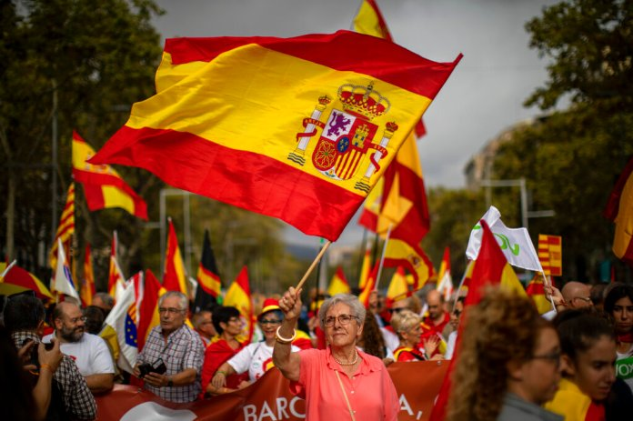 On Oct. 18, 1469, King Ferdinand of Aragon and Queen Isabella of Castille were married. This union formed the nation of Spain.  Photo courtesy of AP Photo/Emilio Morenatti. Thumbnail photo by    sue hughes    on    Unsplash   .