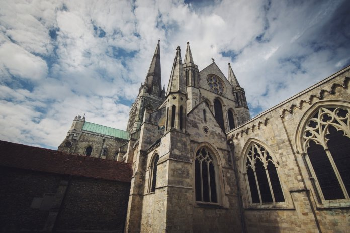In later centuries, the Church was able to dictate what is right and what is wrong for its citizens by instilling a fear of not being able to please God.  Photo by Dan Edwards on Unsplash